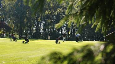 Let´s Golf Schnuppergolfen