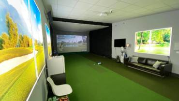 Indoor-Golf im GCH