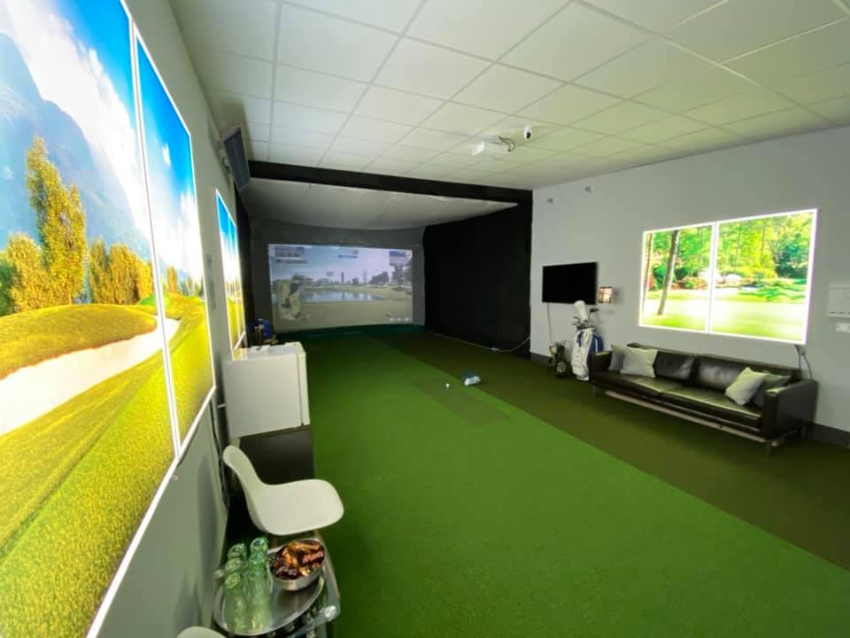 Indoor-Golf im GCH